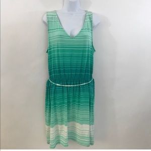Perfect for Spring Adorable Striped Sundress XXL